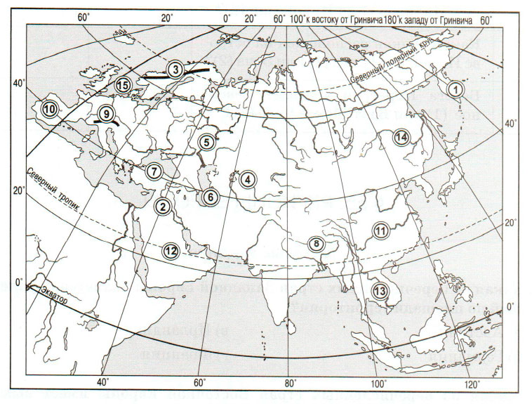 § 54. Население Евразии