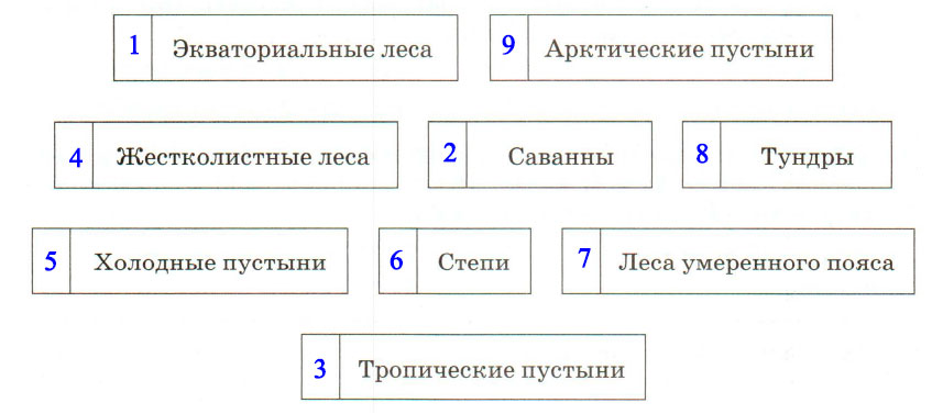 § 15. Зональность географической оболочки