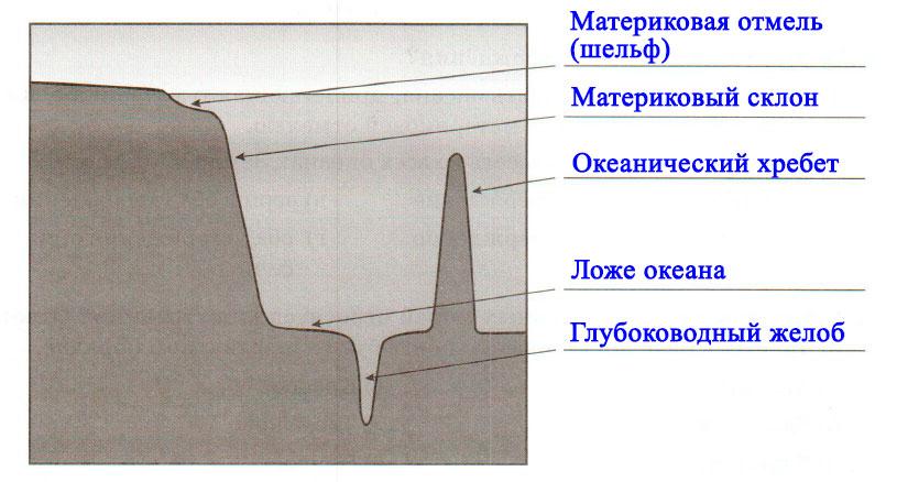 § 10. Мировой океан и его части