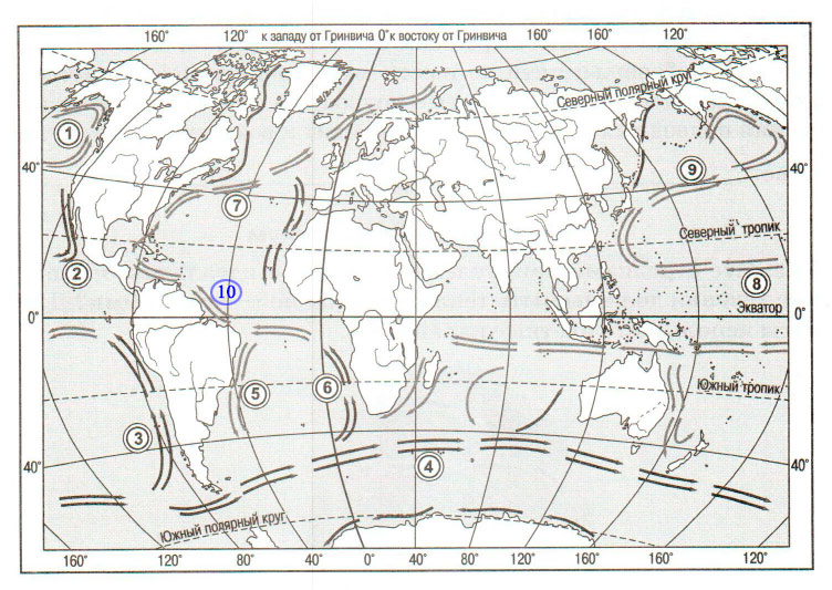 § 11. Движение вод мирового океана