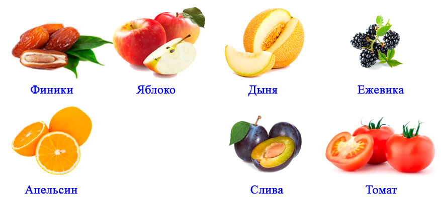 § 13. Плоды